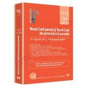 Noul Cod penal si Noul Cod de procedura penala Legislatie consolidata - in vigoare de la 1 februarie 2014
