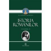 Istoria romanilor . Volumul 5 - O epoca de innoiri in spirit european (1601-1711/1716). Editia a II-a, revazuta si adaugita