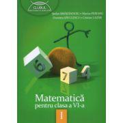 Matematica pentru clasa a VI-a, semestrul I (Clubul Matematicienilor, editia 2013)