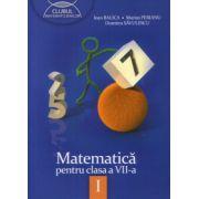 Matematica pentru clasa a VII-a, semestrul I (Clubul Matematicienilor, editia 2013)