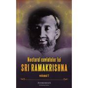 Nectarul cuvintelor lui Sri Ramakrishna, vol 1