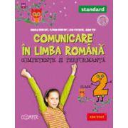 COMUNICARE IN LIMBA ROMANA - STANDARD CLASA A II-A