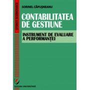 Contabilitatea de gestiune. Instrument de evaluare a performantei