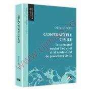 Contractele civile