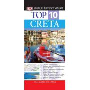 Top 10. Creta - Ghid turistic vizual. Ediţia a II-a