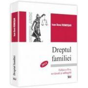 Dreptul familiei Editia 2
