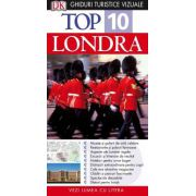 Top 10. Londra - Ghid turistic vizual editia a IV-a