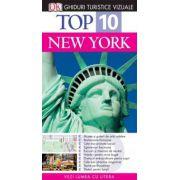 Top 10. New York - Ghid turistic vizual ediţia a II-a