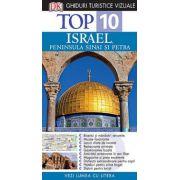 Top 10. Israel, Peninsula Sinai si Petra