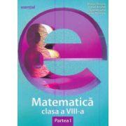 Matematică clasa a VIII-a. Partea I (esențial)