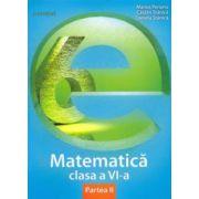 Matematică clasa a VI-a. Partea II (esențial)