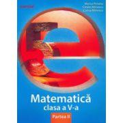 Matematică clasa a V-a. Partea II (esențial)