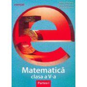Matematică clasa a V-a. Partea I (esențial)