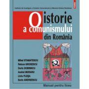 O istorie a comunismului din Romania, manual pentru liceu