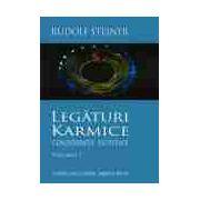 Legături karmice (vol. 1) Consideraţii esoterice