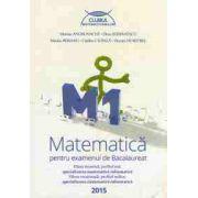 Bacalaureat 2015 Matematica M1 CLUBUL MATEMATICENILOR
