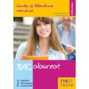 Bacalaureat 2015 Limba si literatura romana - 110 Teste