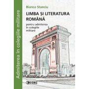 Limba si literatura romana pentru admiterea in colegiile militare