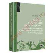 Dreptul comertului international - In contextul noului Cod civil, al noului Cod de procedura civila si al actelor europene in materie