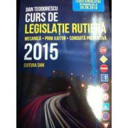 Curs de legislatie rutiera 2015 - MECANICA, PRIM-AJUTOR, CONDUITA PREVENTIVA
