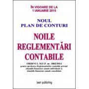 Noile reglementari contabile - editia a X-a - 8 ianuarie 2015 Ordinul M. F. P. nr. 1802/2014