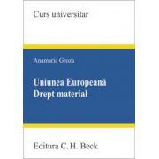 Uniunea Europeana. Drept material