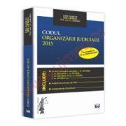 Codul organizarii judiciare 2015