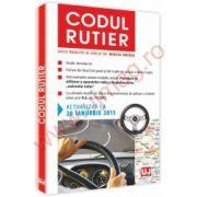 Codul rutier. Actualizat la 20 ianuarie 2015