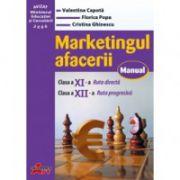 Marketingul afacerii - Manual pentru clasa a XI-a