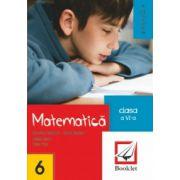 Matematica pentru clasa a VI-a - Partea a II-a