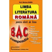 Limba si literatura romana - BAC • compendiu 2015