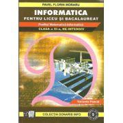 Informatica pentru liceu si bacalaureat. Profilul Matematica-Informatica. Clasa a XI-a, ne-intensiv, Varianta Pascal (editia 2010, NR. 9)
