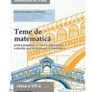 Teme de matematica cls 7 sem II 2014-2015