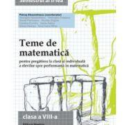 Teme de matematica cls 8 sem II 2014-2015