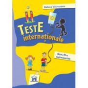Teste internationale, clasa a IV-a dupa modelul PISA