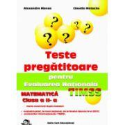 Teste Pregatitoare pentru Evaluarea Nationala - TIMSS - Matematica cls a II-a