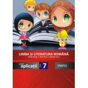 Limba si literatura romana, caiet de aplicatii pentru clasa a VII-a (Amalia Barba)