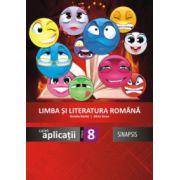 Limba si literatura romana - Caiet de aplicatii pentru clasa a VIII-a (Amalia Barba)
