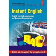 Instant English. English for the Baccalaureate and Entrance