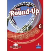 New Round-Up 6 - English Grammar Book (Students Book with CD-Rom)