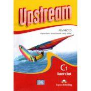 Upstream Advanced C1 Student's Book, manual limba engleza clasele 11-12 (XI-XII)