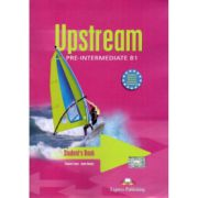 Upstream PRE-INTERMEDIATE B1 Student's Book, manual engleza clasa a VII-a