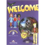 Welcome 3 Pupils Book