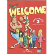 Welcome 2: Pupil s Book