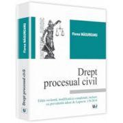 Drept procesual civil- Florea Magureanu