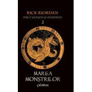 Percy Jackson şi Olimpienii (2). Marea Monştrilor