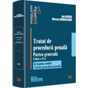 Tratat de procedura penala. Partea generala. Editia a II-a -2015