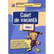 Caiet de vacanta clasa 1 (Pacearca, Gheorghe, Burlan)