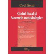 Codul fiscal si Normele metodologice - actualizat 1 iunie 2015