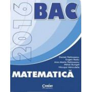 Bacalaureat Matematica 2016